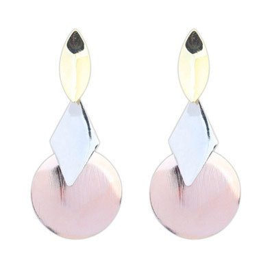 Geometrical Shape Earring - Crateen
