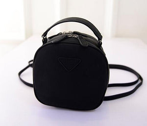 Bark Black Handbags - Crateen