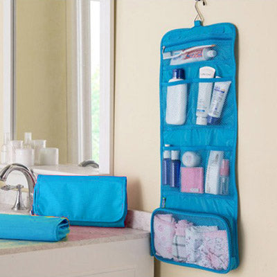 Blue Moveable Storage Bags