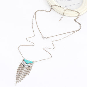 Trendy Silver Necklaces for girls
