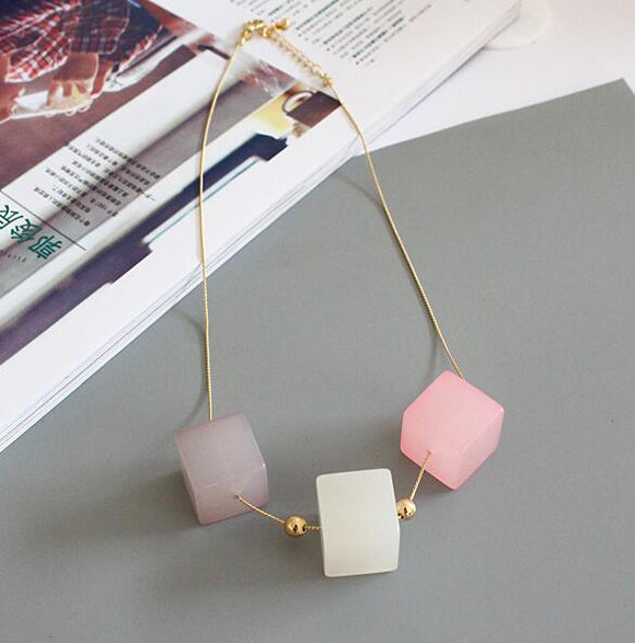 Cubic Necklaces - Crateen