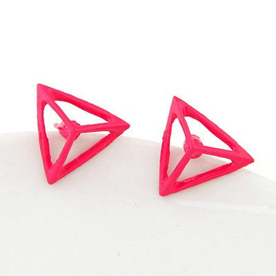 Pinky Fashion Earring for girls