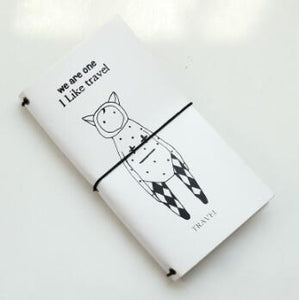 i  like  travel Notebook - Crateen
