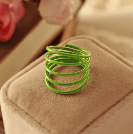Green Ring - Crateen