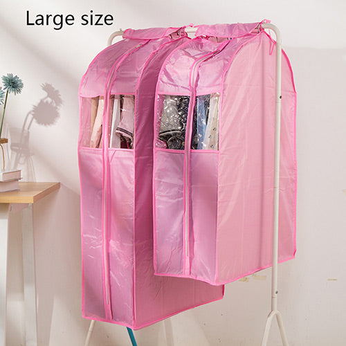 Fashion Pink Clothing Cover - Crateen