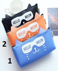 Hello Meow Penpocket - Crateen
