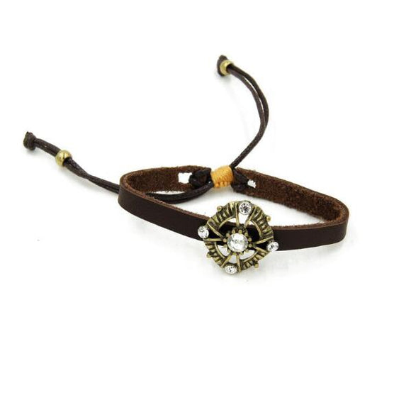 Brown Bracelet - Crateen