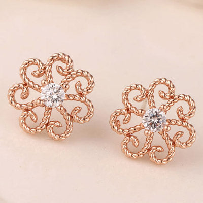 Flower Shape Earring for women