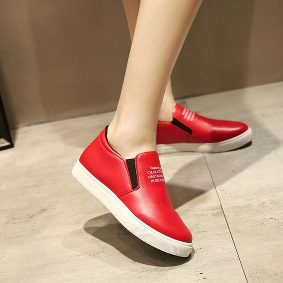 Fashion Red Sport Shoes