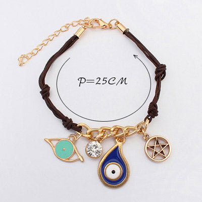 Alloy Fashion Bracelet for women