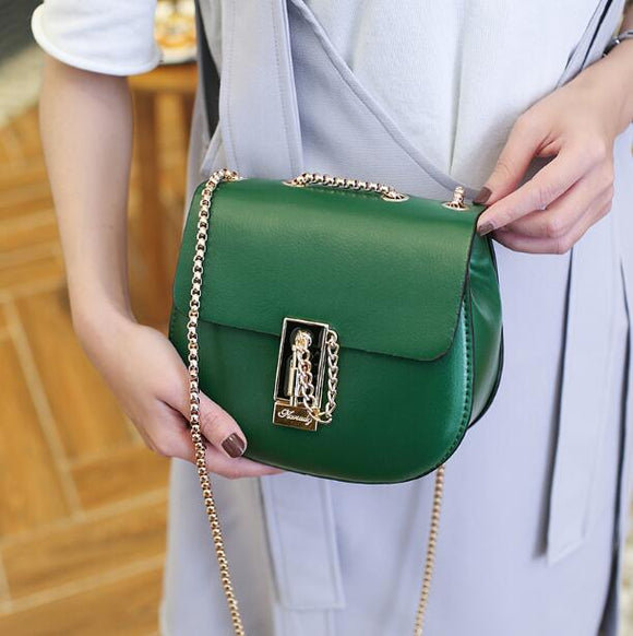 Green Style Women Handbags