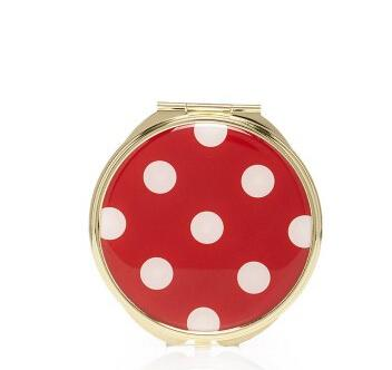 Red Spots Mirror - Crateen