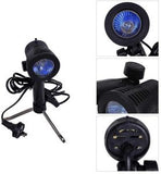2 Piece Photo Studio Table Light Lamp