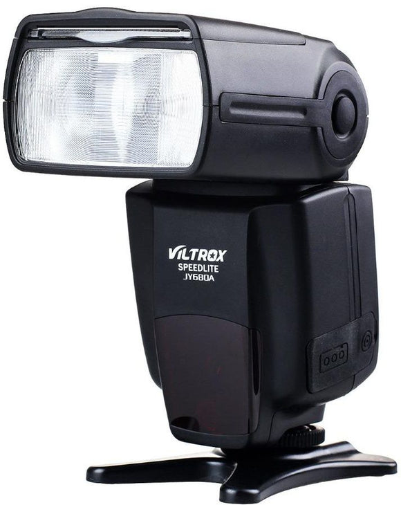 VILTROX JY-680A Universal LCD Flash Speedlight