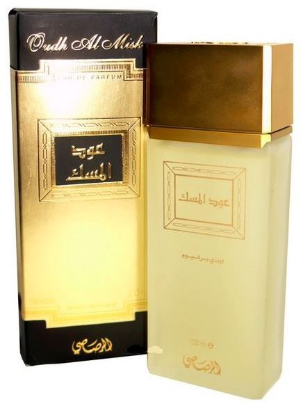 Oudh Al Misk by Rasasi for Men 100ml