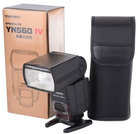 YongNuo YN-560 IV Flash Speedlite Master