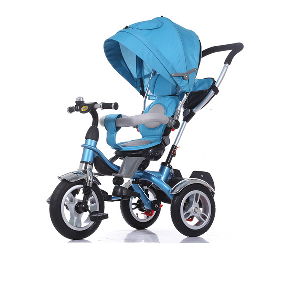 Blue Tricycle For Kids