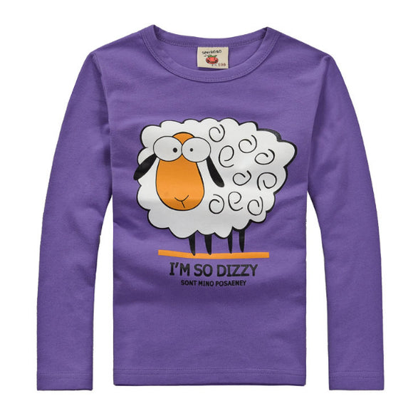 Sheep Kids Shirt