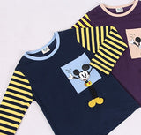 Blue Micky Kids Shirt