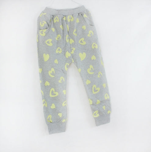 Yellow Hearts Pants