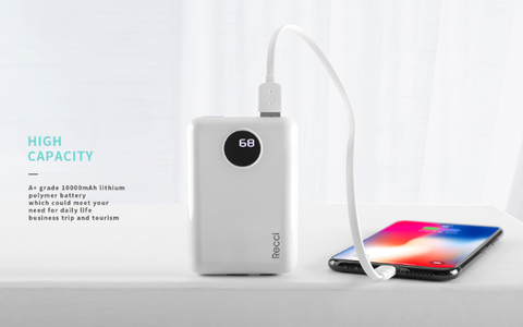 Genius Mobile Power Bank