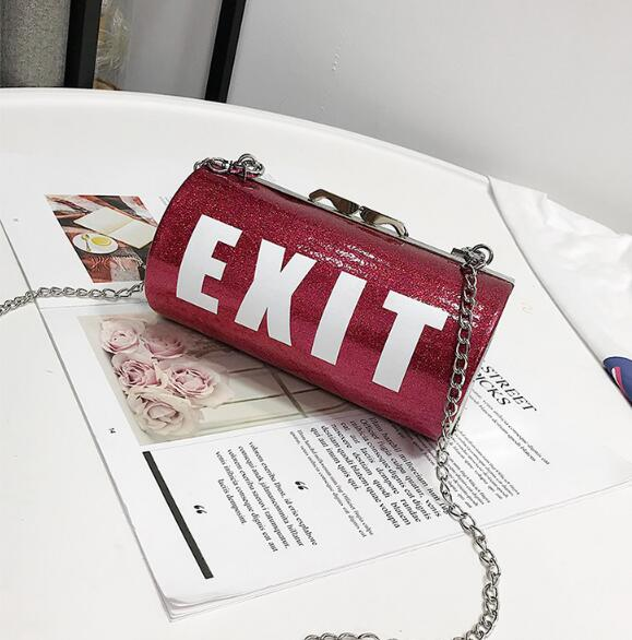 Exit Red Women Handbags