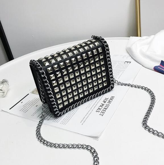 Modern Black Women Handbags