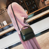Modern Green Women Handbags