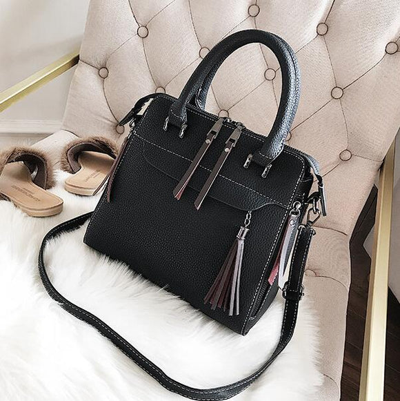 Black Modern Styles Women Handbags