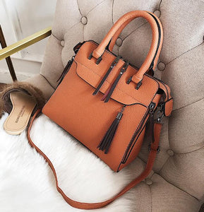 Brown Style Women Handbags