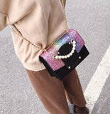 Purple Women Handbags