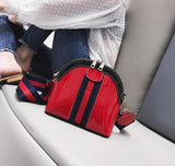 Red Modern Women Handbags