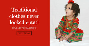 Traditional clothes never looked cuter | muslim-baby.com