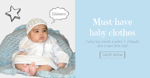 Must-have baby clothes | muslim-baby.com