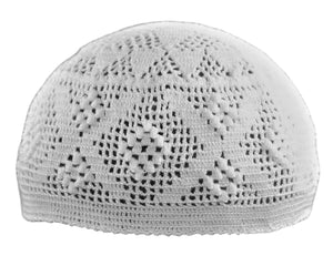 Diamond Crochet Cap