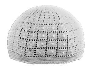 Dotted Crochet Cap