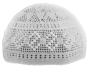 S-Design Crochet Cap