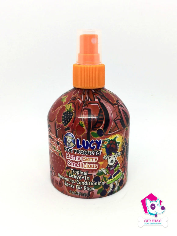 Berry Berry Smellicious - Tropical Leave-in Conditioning Spray