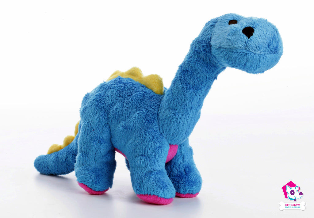 Go Dog - Blue Dino