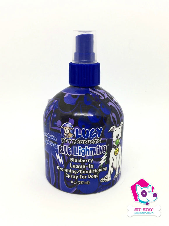 Blue Lightning - Blueberry Leave-in Conditioning Spray