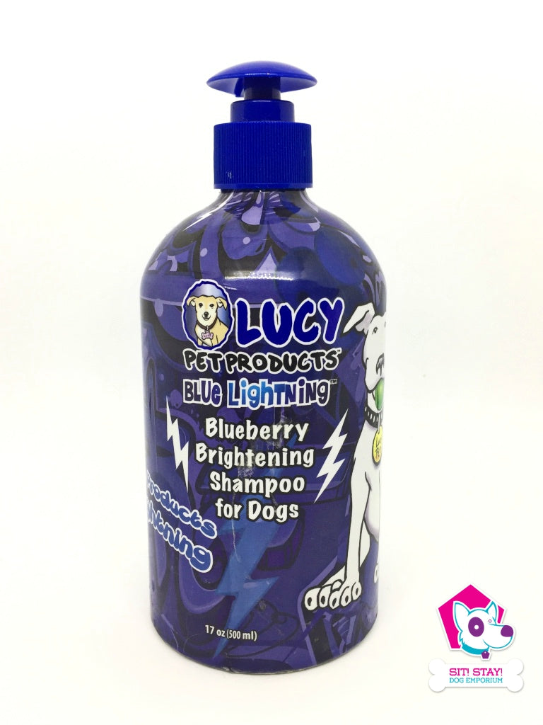 Blue Lightning - Blueberry Brightening Shampoo