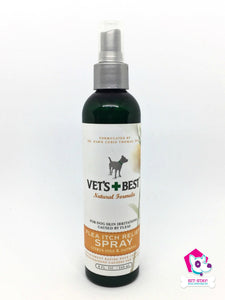 Vet's + Best Flea Itch Relief Spray