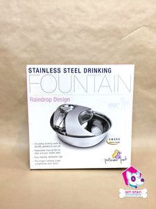 Stainless Steel Drinking Fountain
