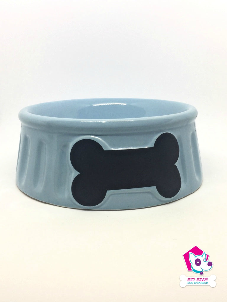 Hand Crafted Light Blue Bowl