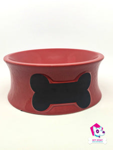 Hand Crafted Red Bowl