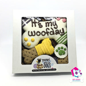 Cookie - It's my Woofday (Pack)