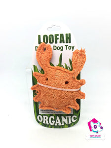 Loofah - Dental Toy Crab