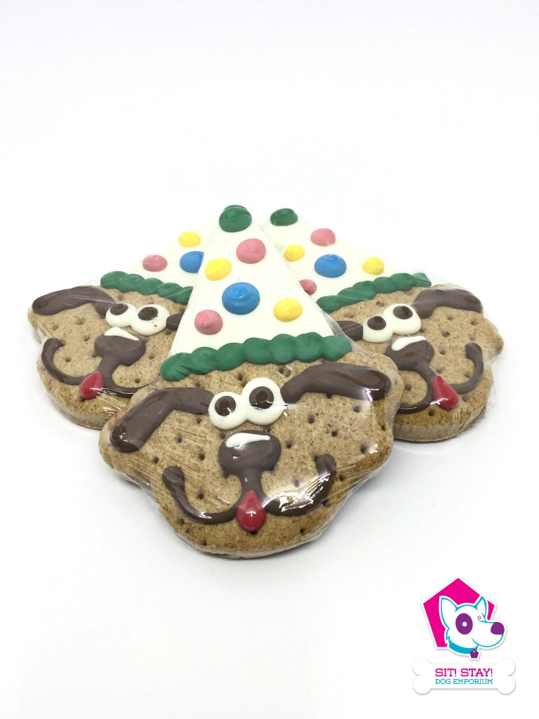 Cookie - Party Dog