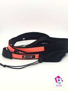 Smoochy Poochy Optional Hands Free Durable Nylon Leash