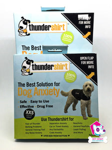 ThunderShirt - The Best Solution for Dog Anxiety